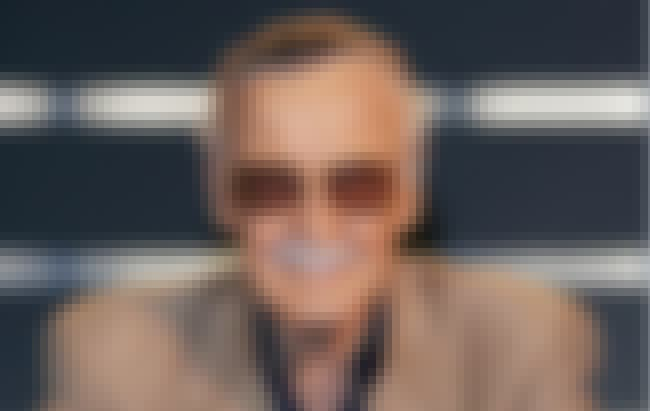 Stan Lee      is listed (or ranked) 7 on the list American Public Figures Who Are National Treasures