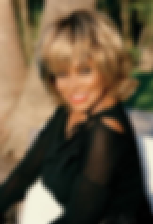 Tina Turner      is listed (or ranked) 8 on the list American Public Figures Who Are National Treasures