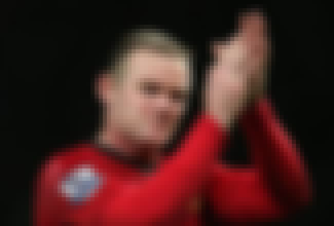 Wayne Rooney      is listed (or ranked) 3 on the list List of Famous Footballers