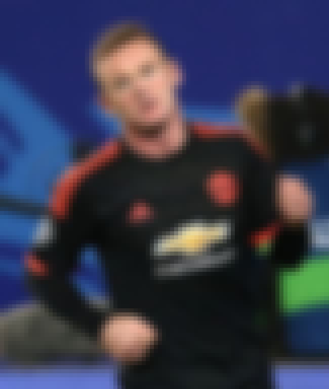 Wayne Rooney      is listed (or ranked) 6 on the list List of Famous Footballers
