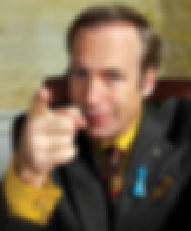 Saul Goodman      is listed (or ranked) 6 on the list The Greatest TV Characters Who Weren't in Season 1