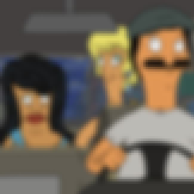 Sheesh! Cab, Bob?      is listed (or ranked) 1 on the list The Best Bob's Burgers Episodes of All Time