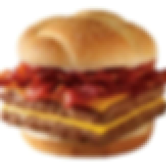 Wendy's Baconator      is listed (or ranked) 1 on the list 10 Wendy's Items That Were Basically a Bacon Cheeseburger