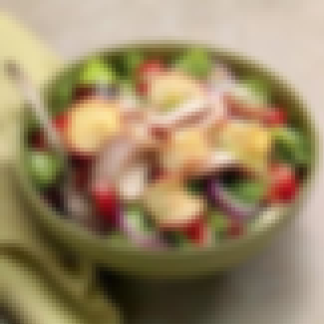 Panera Bread Fuji Apple Chicke...      is listed (or ranked) 5 on the list The Best Fast Food Salads