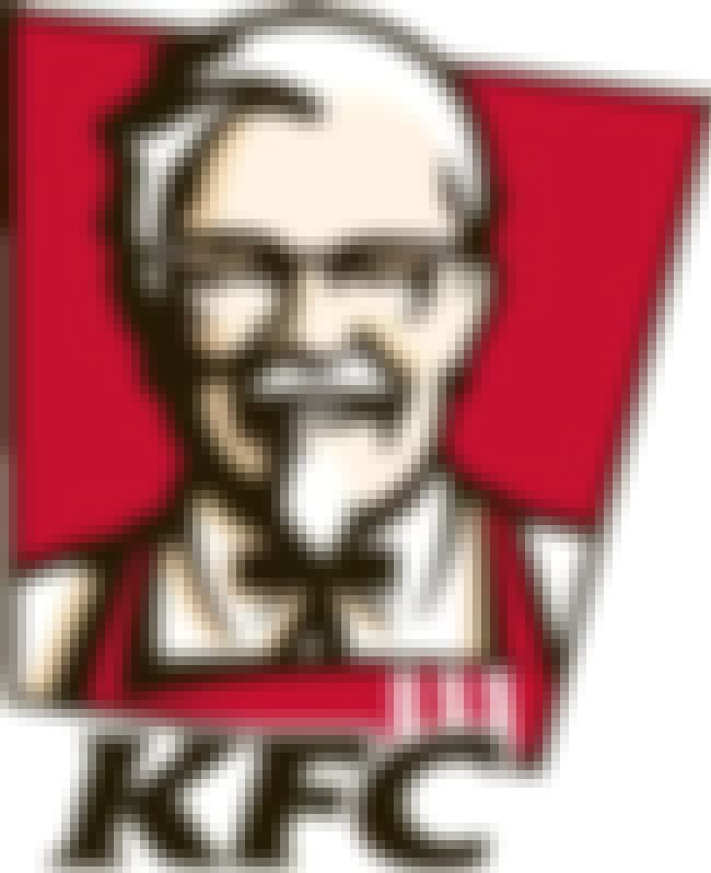 KFC      is listed (or ranked) 5 on the list The Most Unhealthy Fast Food Items in America