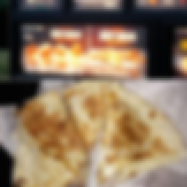 Double Crispy Chicken Quesadil...      is listed (or ranked) 2 on the list The Best New Fast Food Items You Ate in 2015