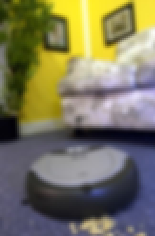 The Roomba: A Maid You Don&#39...      is listed (or ranked) 4 on the list The Most 'Murican Inventions Ever