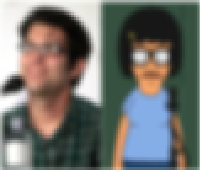 Dan Mintz Envies Tina's Confid...      is listed (or ranked) 8 on the list 25 Fun Facts About the Voices of Bob's Burgers