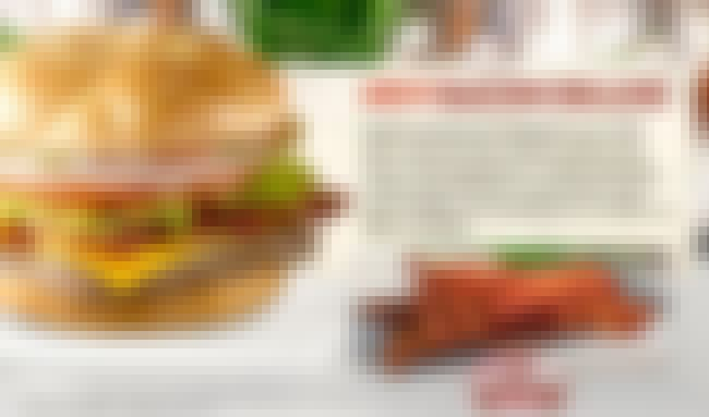 Bacon Deluxe      is listed (or ranked) 2 on the list 10 Wendy's Items That Were Basically a Bacon Cheeseburger