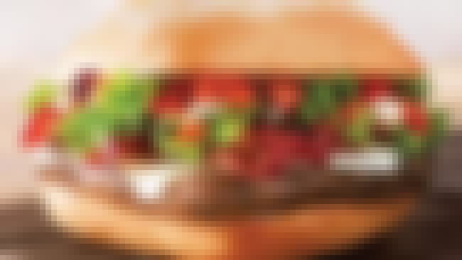 Ciabatta Bacon Cheeseburger      is listed (or ranked) 6 on the list 10 Wendy's Items That Were Basically a Bacon Cheeseburger