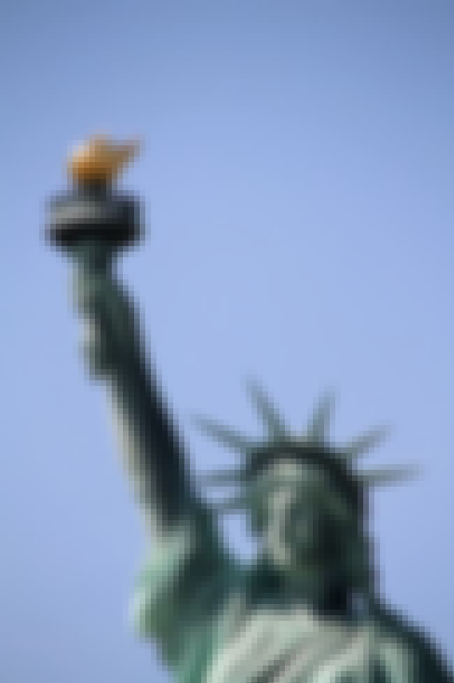 The Torch: A Light That Shows ...      is listed (or ranked) 1 on the list All of the Symbols on the Statue of Liberty, Explained