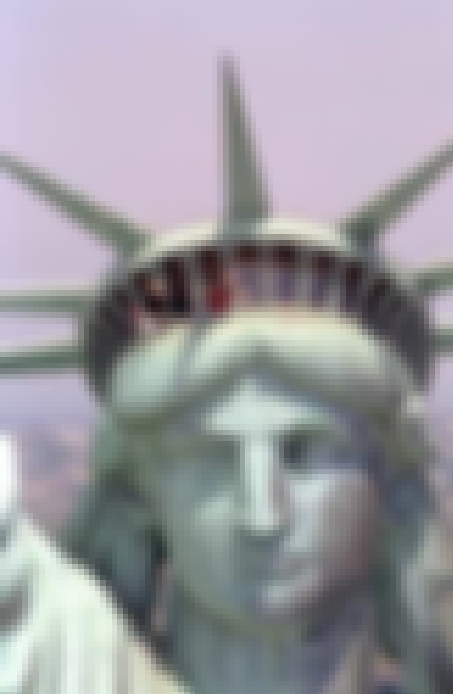 Windows: Gemstones Found on Ea...      is listed (or ranked) 5 on the list All of the Symbols on the Statue of Liberty, Explained