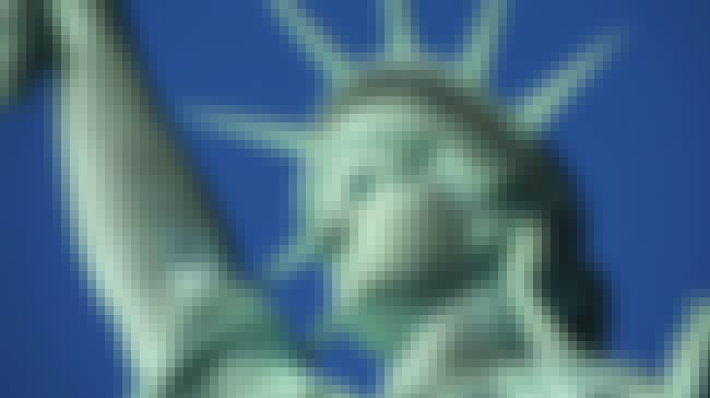 Spikes: The Seven Continents (...      is listed (or ranked) 4 on the list All of the Symbols on the Statue of Liberty, Explained