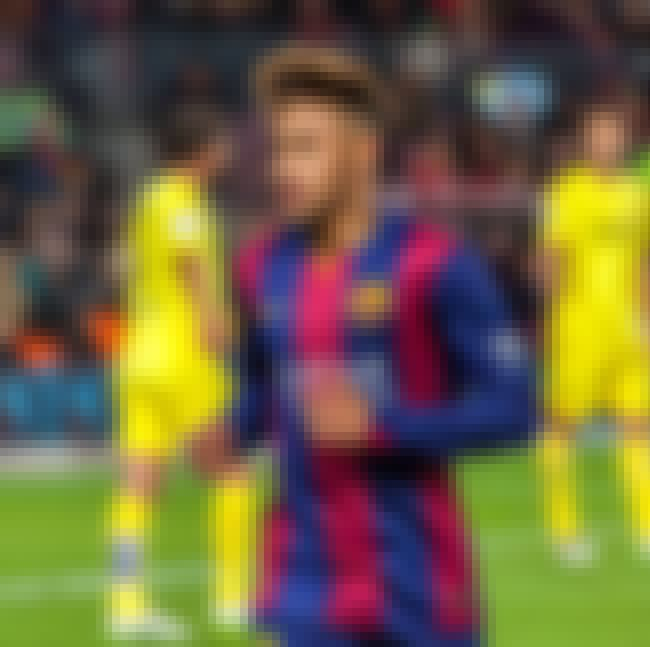Neymar      is listed (or ranked) 5 on the list List of Famous Footballers