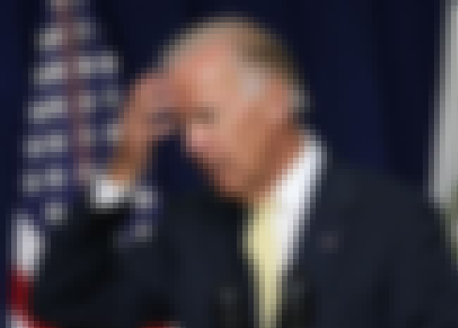 Joe Biden      is listed (or ranked) 7 on the list The Most WTF Things Politicians Said in 2014