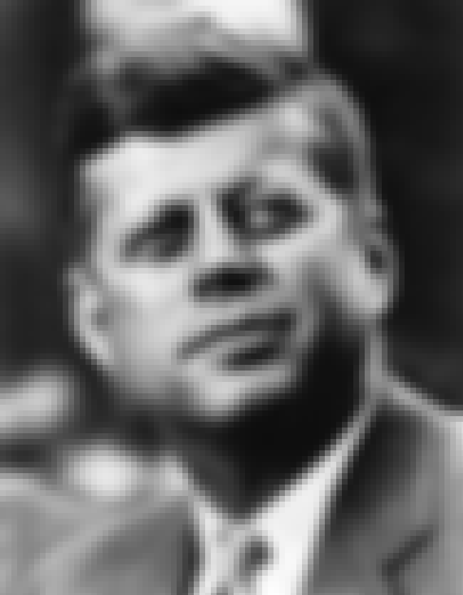 John F. Kennedy      is listed (or ranked) 3 on the list 29 Famous People (Allegedly) Killed by the Illuminati