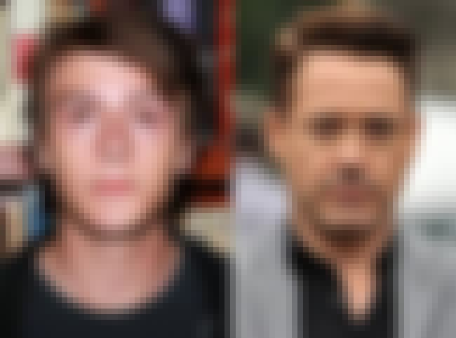 Robert Downey Jr.      is listed (or ranked) 3 on the list 33 Celebrities with Problem Children